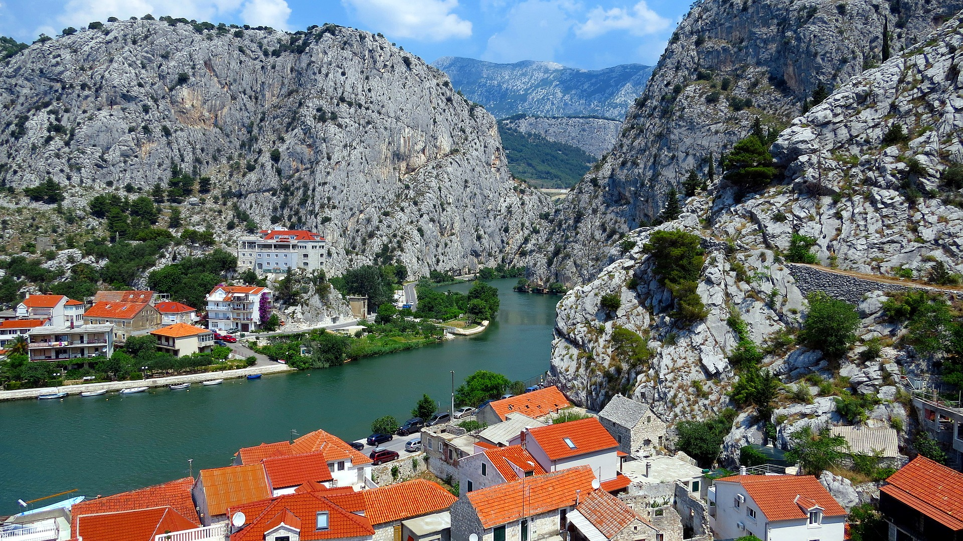 Omiš Croatia Travel